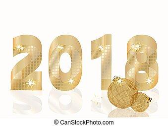χρυσαφένιος , εικόνα , έτος , μικροβιοφορέας , 2018, καινούργιος