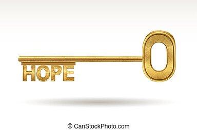χρυσαφένιος , - , ελπίδα , κλειδί