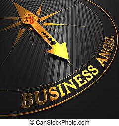 χρυσαφένιος , επιχείρηση , άγγελος , - , needle., ...