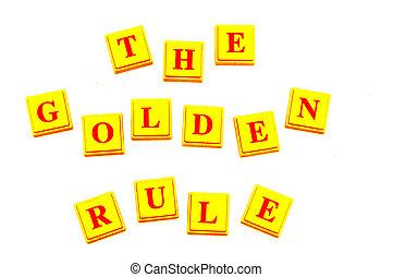 χρυσαφένιος , κανόνας
