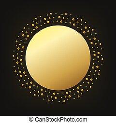 χρυσαφένιος , κύκλοs , μικροβιοφορέας , αντίτυπον χαρακτικήσ. , illustration.
