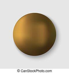χρυσαφένιος , μικροβιοφορέας , μπάλα
