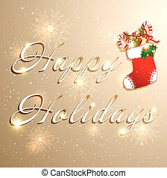 χρυσαφένιος , xριστούγεννα , διακοπές , φόντο