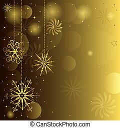 χρυσαφένιος , xριστούγεννα , φόντο
