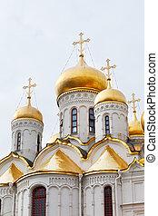 χρυσός , ανάκτορο , από , αγγελία , καθεδρικόs ναόs , μέσα ,...