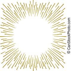 χρυσός , διάστημα , πυροτέχνημα , σχεδιάζω , φόντο , άσπρο , αντίγραφο
