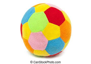 χρωματιστός μπάλα
