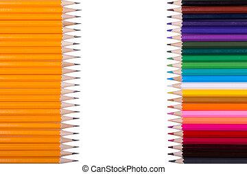 χρώμα , γράφω , ανακριτού αδιαπέραστος , φόντο. , μολύβι