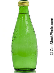 χρώμα , πίνω , πράσινο , μπουκάλι