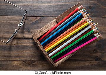 χρώμα , πολοί , φόντο , γράφω