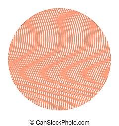 χρώμα , πρότυπο , κοράλι , seamless, αναπτύσσομαι. , μικροβιοφορέας , στρογγυλός