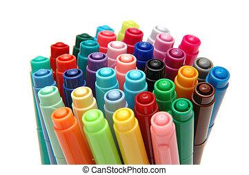 χρώμα , 1 , πένα