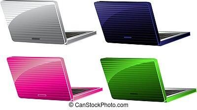 χρώμα , computers.