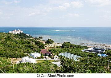 χωριό , okinawa