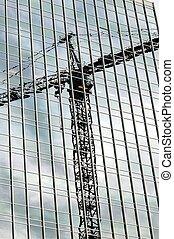 ψηλό κτίριο , constructio