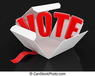 ψηφίζω , ακάλυπτη θέση αμπαλάρισμα
