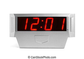 ψηφιακός , ηλεκτρονικός , ρολόι
