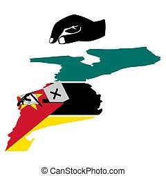 ψηφοφορία , μοζαμβίκη , εκλογή