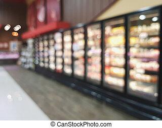 ψυγείο , σειρά , υπεραγορά , απαιτώ υπερβολικό νοίκι από