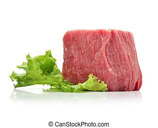 ωμό κρέας