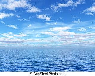 όμορφος , θαλασσογραφία