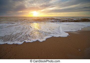 όμορφος , θαλασσογραφία , φύση