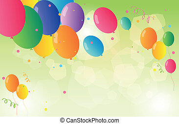 όμορφος , μπαλόνι , γραφικός