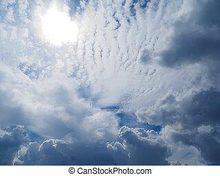 όμορφος , ουρανόs