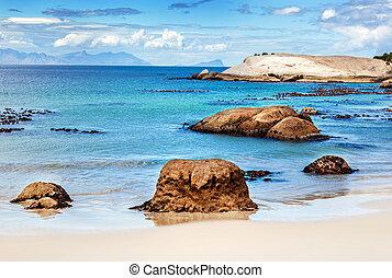 όμορφος , παραλία , τοπίο