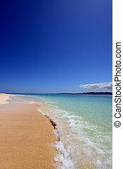 όμορφος , παραλία , okinawa
