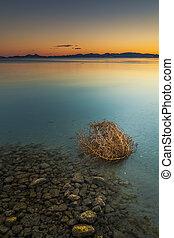 όμορφος , φωτογραφία , alcazares , ηλιοβασίλεμα , cartagena