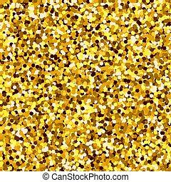 όμορφος , χρυσός , seamless, πλοκή , εορταστικός