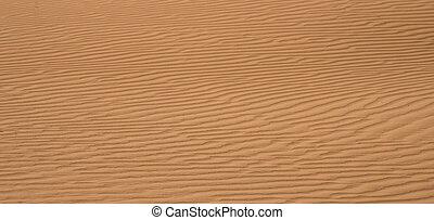 όμορφος , desert., άμμος δομή