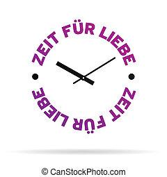 ώρα , αγάπη , ρολόι