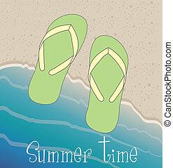 ώρα , καλοκαίρι