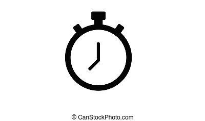 ώρα , χρονόμετρο , εικόνα , στρογγυλεμένα , εικόνα