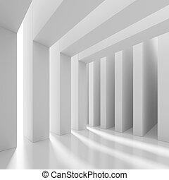 абстрактные, архитектура