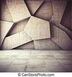 абстрактные, геометрический, задний план