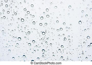 абстрактные, падение, дождь, задний план