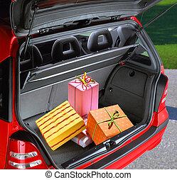 автомобиль, boxes, настоящее время
