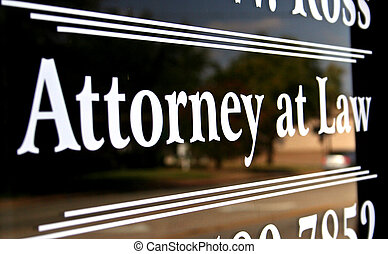 адвокат, закон