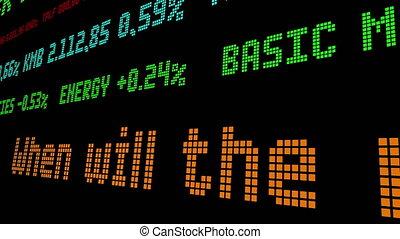 акции, вернуть, рост, markets, бегущая строка, когда, будем
