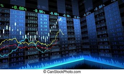 акции, рынок, 068