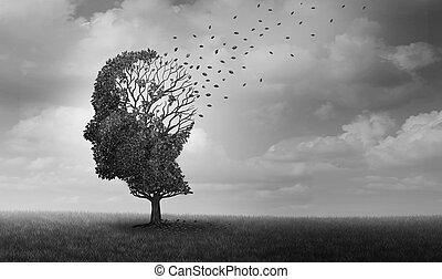 альцгеймер, болезнь