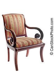 античный, стул