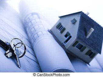 архитектура, планирование