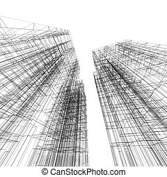 архитектура, план