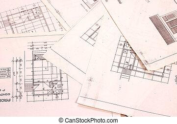 архитектура, проект