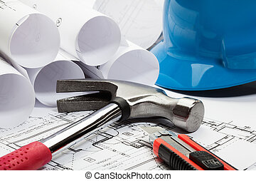 архитектура, blueprints