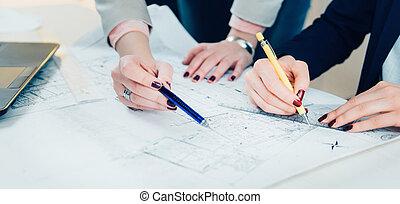 архитектура, plans